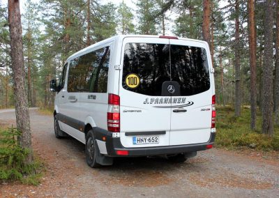 Kuljetuskalusto, J Paanasen liikenne Oy